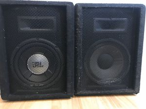 Crate Pro Audio PE-10P Speakers for Sale in El Cajon, CA