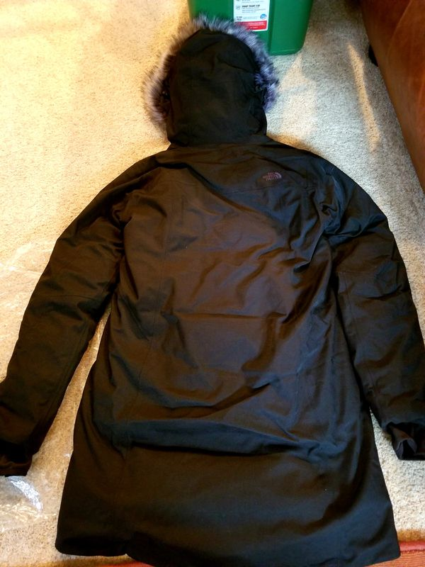a76deee4c The north face defdown gtx womens medium for Sale in Lansing, MI - OfferUp