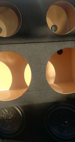 Boxes SUBWOOFERS for Sale in Bell,  CA