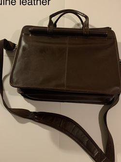 Genuine Leather Bag for Sale in Frederick,  MD