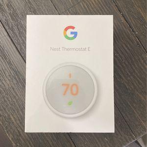Google Nest Thermostat E for Sale in Las Vegas, NV