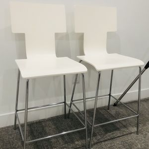 West Elm Counter-High Bar Stools / Chairs for Sale in Morrison, CO