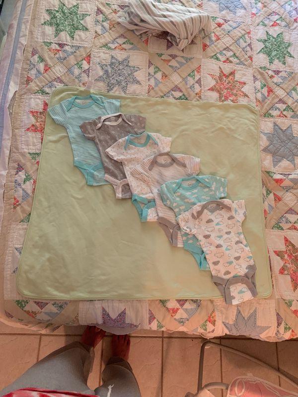 Newborn Onesie Set