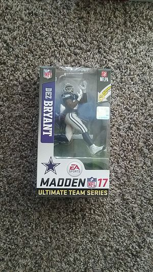 Dez bryant ultimate team series action figure for Sale in Mesa, AZ