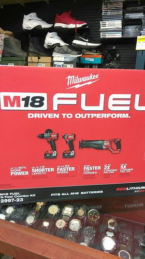 Milwaukee M18 FUEL MODEL 2997-23 NEW for Sale in Miami, FL