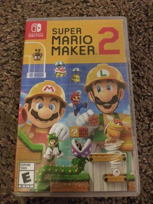 Super Mario Maker 2 for Sale in Arvada, CO