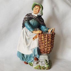 "Retired Vintage Royal Doulton Figurine ""Old Meg"" HN 2494 Matte Finish for Sale in Normandy Park,  WA"