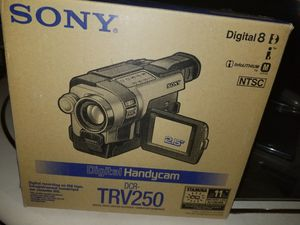Video camera and stand for Sale in North Chesterfield, VA