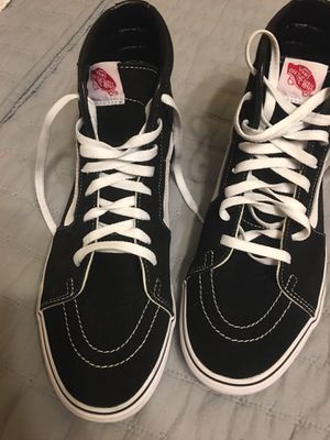 Vans sneakers, like new, men's size 11.5 for Sale in Lutz, FL