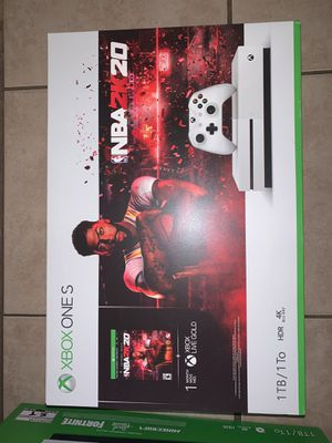 Brand new Xbox One S never opened for Sale in Garden Grove, CA