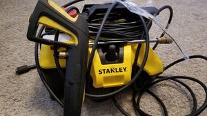 (Make an offer) used stanley pressure washer slp2050 for Sale in Las Vegas, NV
