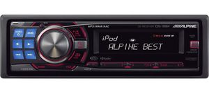Alpine Deck CD Aux for Sale in St. Cloud, MN