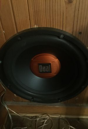 Subwoofers for Sale in Fresno, CA