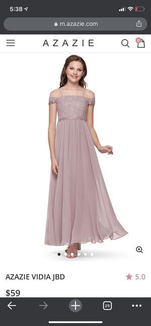 2 junior bridesmaids dresses for Sale in Mount Laurel Township, NJ