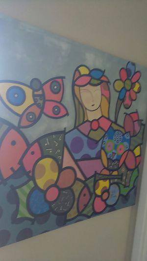 Art POP - Romero Britto style for Sale in Tampa, FL