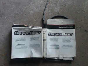 96 3/4 ton GMC or Chevy emergency brake cables for Sale in Ottumwa, IA