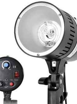 NEW 200W Photo Monolight Flash Strobe Studio Photography Light Lighting for Sale in Ontario,  CA