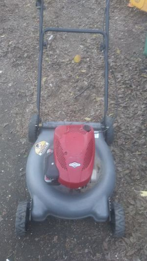 Craftsman push lawn mower for Sale in Watauga, TX