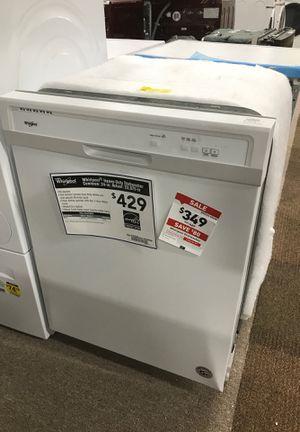 Whirlpool dishwasher for Sale in Lake City, GA