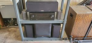 5.1 Surround Sound Speaker System for Sale in Portola Hills, CA