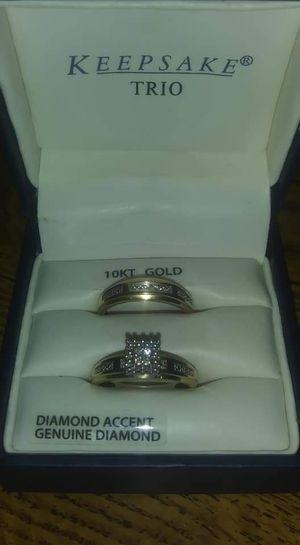 Female wedding rings for Sale in Woonsocket, RI