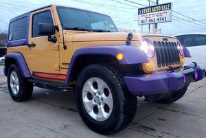 2013 Jeep Wrangler for Sale in Dallas, TX