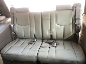 Chevy Tahoe 3rd row seats for Sale in Fresno, CA