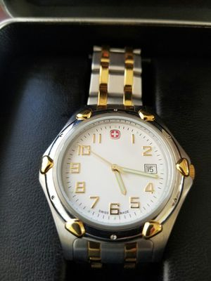 Wenger two tone Swiss watch for Sale in Chula Vista, CA