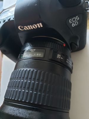 Canon 6d with 135mm f2 L (lord of the rings) for Sale in Atlanta, GA