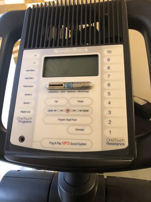 Elliptical machine for Sale in Shrewsbury, MA