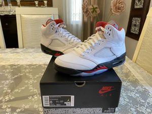 Jordan 5 Retro Fire Red 2020 for Sale in Beverly Hills, CA