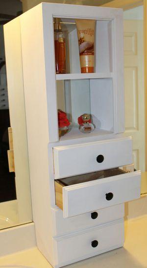 Vanity organizer / makeup storage for Sale in Miramar, FL