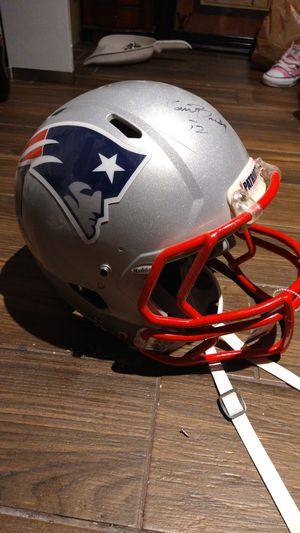 New England Patriots Helmet (most likely replica) for Sale in Glendale, AZ
