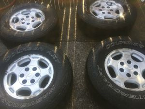 Rims and tires for Sale in Cleveland, OH