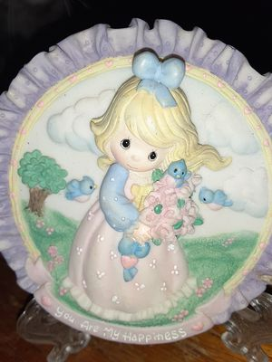 Vintage Precious Moments Plaque for Sale in Orwigsburg, PA