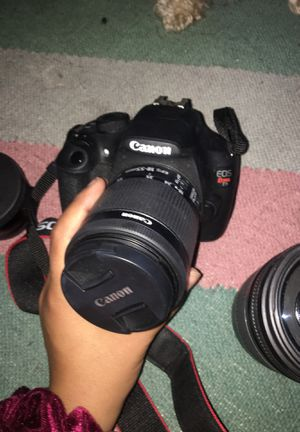 canon rebel t5 for Sale in Spring Valley, CA