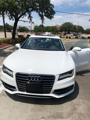 Audi A7 for Sale in Dallas, TX
