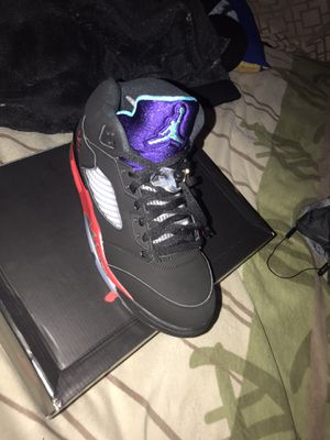 Jordan 11 concord bred and Jordan 5 top 3 for Sale in Fresno, CA