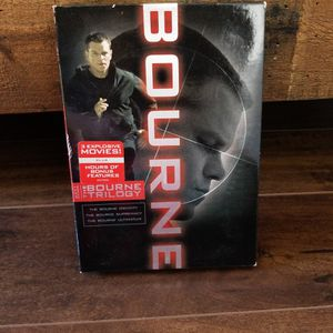 The Bourne Identity Trilogy for Sale in Los Angeles, CA