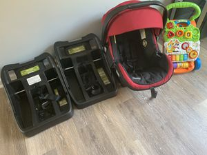 Safety 1st car seat and bases for Sale in Winston-Salem, NC