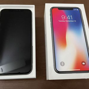 iPhone X 256gb for Sale in Scottsdale, AZ