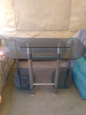 Glass Computer Desk for Sale in Santa Maria, CA