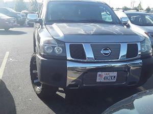 05 Nissan titan v8 for Sale in Salt Lake City, UT