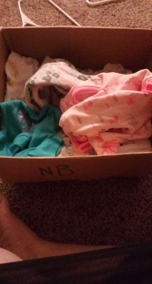 Newborn girl clothes for Sale in Kolin, LA