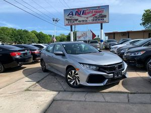 2017 Honda Civic Hatchback for Sale in Houston, TX