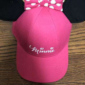 Disney Minnie Mouse Ear Hat for Sale in Las Vegas, NV