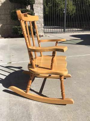 Kids rocking chair for Sale in Rancho Cucamonga, CA