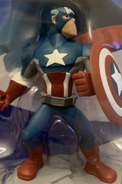Disney Infinity 2.0 Captain America Figure for Sale in Bronxville,  NY