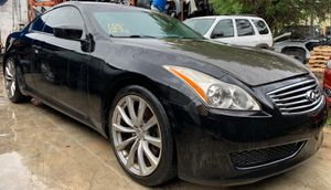 2008 - 2016 INFINITI G37 Q60 COUPE PART OUT! for Sale in Fort Lauderdale, FL