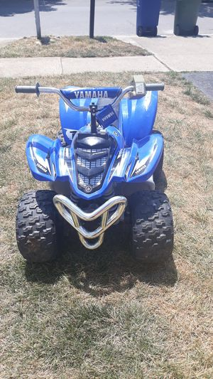 12-volt 4-wheeler need battery and charger for Sale in Columbus, OH
